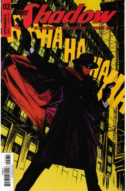 Shadow #2 Cover C [Dynamite Comic] THUMBNAIL