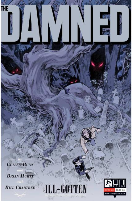 Damned #4 [Oni Press Comic] LARGE