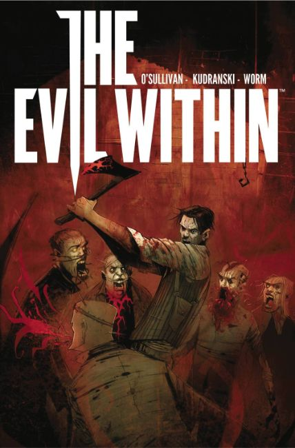 Evil Within #1 Cover C [Titan Comic] THUMBNAIL