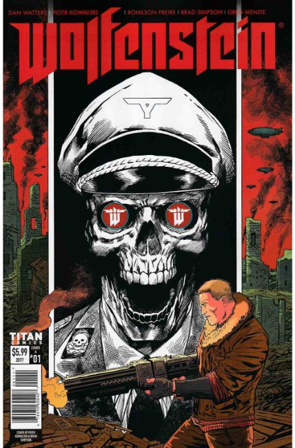 Wolfenstein #1 Cover A [Titan Comic]_THUMBNAIL