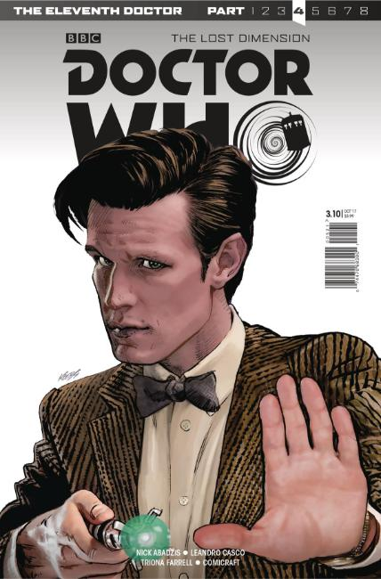 Doctor Who 11th Doctor Year Three #10 Cover A [Titan Comic]_THUMBNAIL