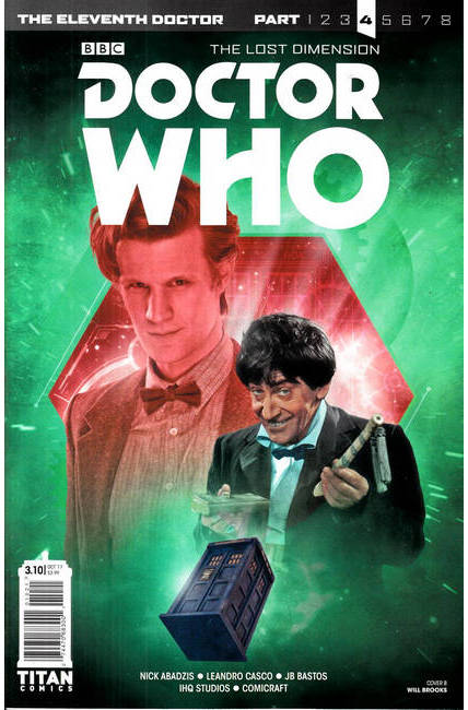 Doctor Who 11th Doctor Year Three #10 Cover B [Titan Comic]_THUMBNAIL