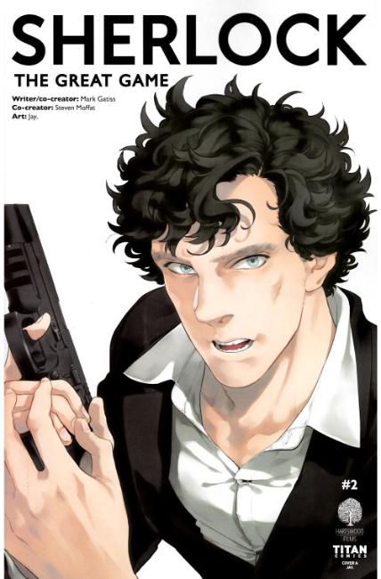 Sherlock The Great Game #2 Cover A [Titan Comic]_THUMBNAIL