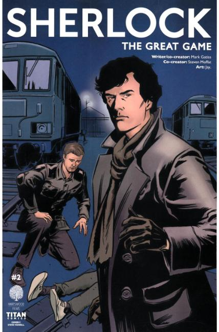 Sherlock The Great Game #2 Cover C [Titan Comic]_THUMBNAIL