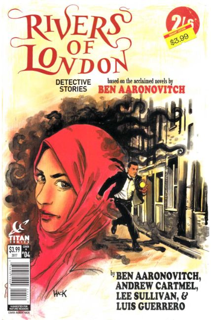 Rivers of London Detective Stories #4 [Titan Comic] THUMBNAIL
