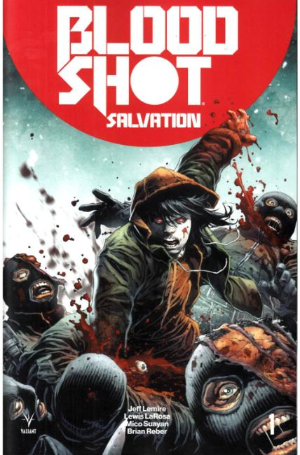 Bloodshot Salvation #1 Cover C [Valiant Comic] THUMBNAIL