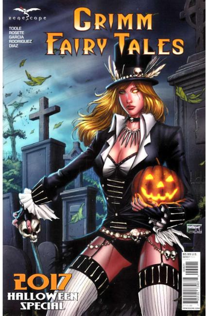 GFT 2017 Halloween Edition Cover B [Zenescope Comic] THUMBNAIL
