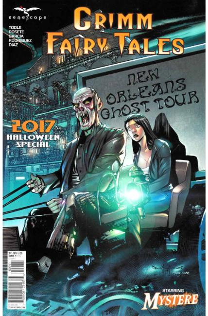 GFT 2017 Halloween Edition Cover D [Zenescope Comic] THUMBNAIL