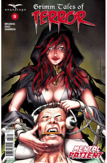 GFT Grimm Tales of Terror Volume 3 #9 Cover B [Zenescope Comic] THUMBNAIL