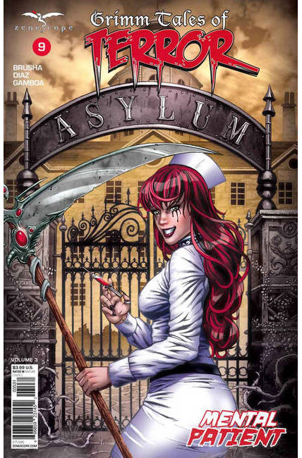 GFT Grimm Tales of Terror Volume 3 #9 Cover C [Zenescope Comic] THUMBNAIL