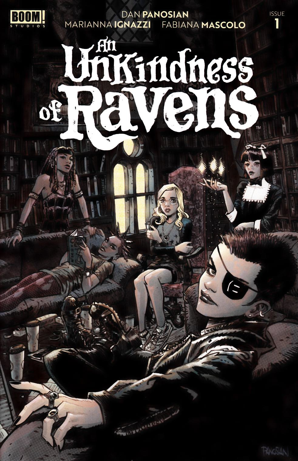 Unkindness of Ravens #1 Near Mint (9.4) [Boom Comic] THUMBNAIL