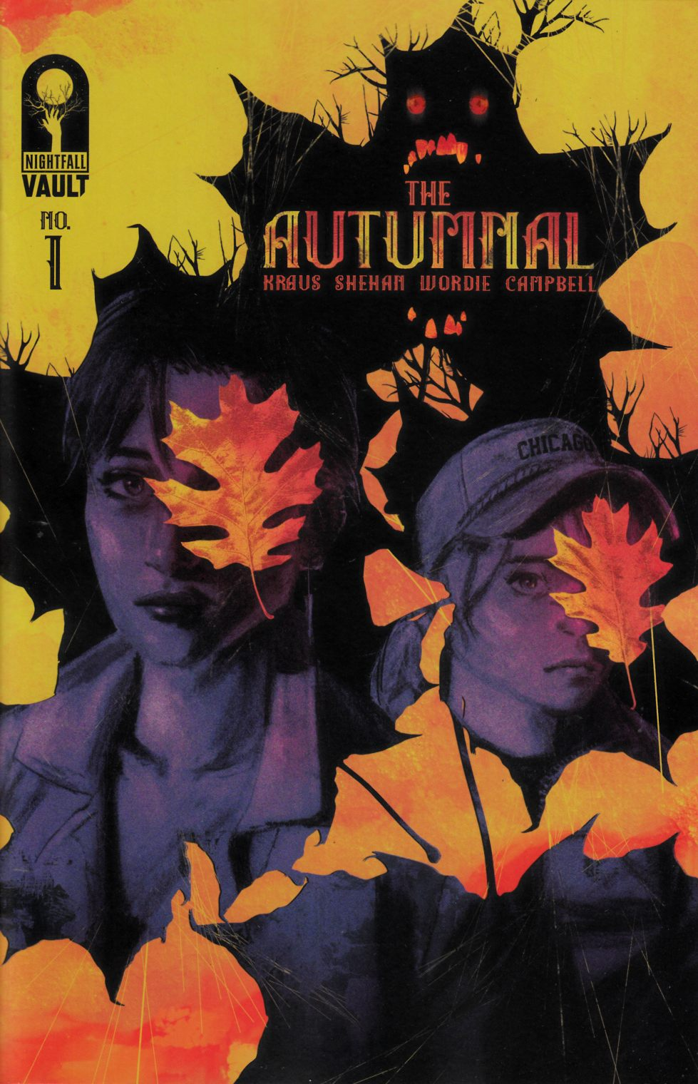 Autumnal #1 Cover A Near Mint (9.4) [Vault Comic] THUMBNAIL