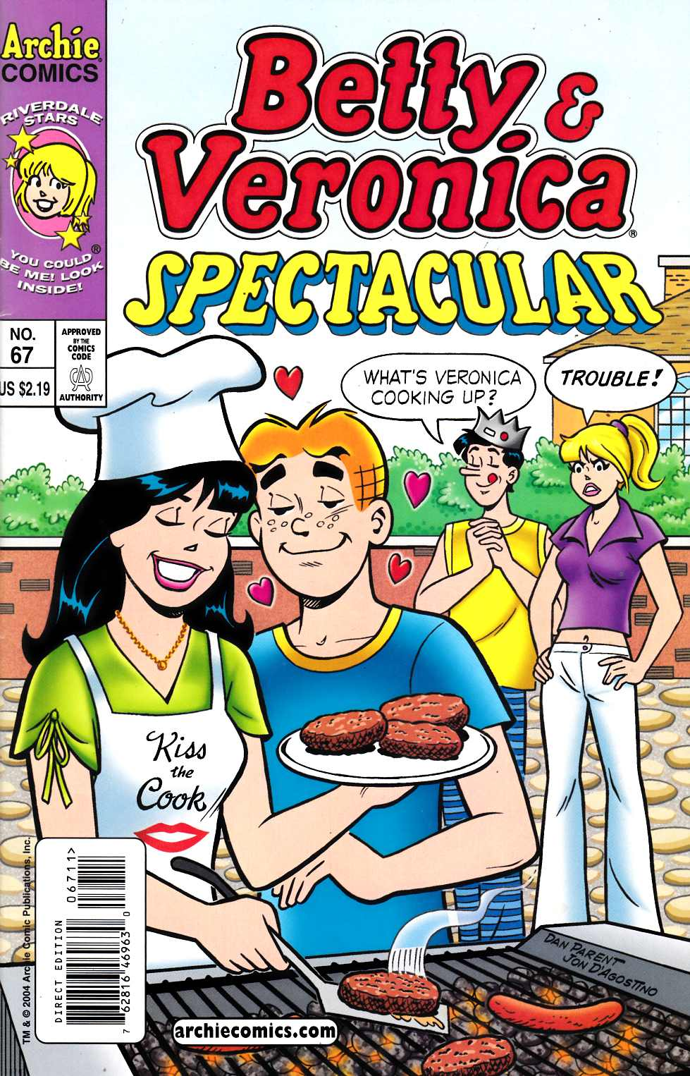 Betty & Veronica Spectacular #67 Very Fine (8.0) [Archie Comic] THUMBNAIL