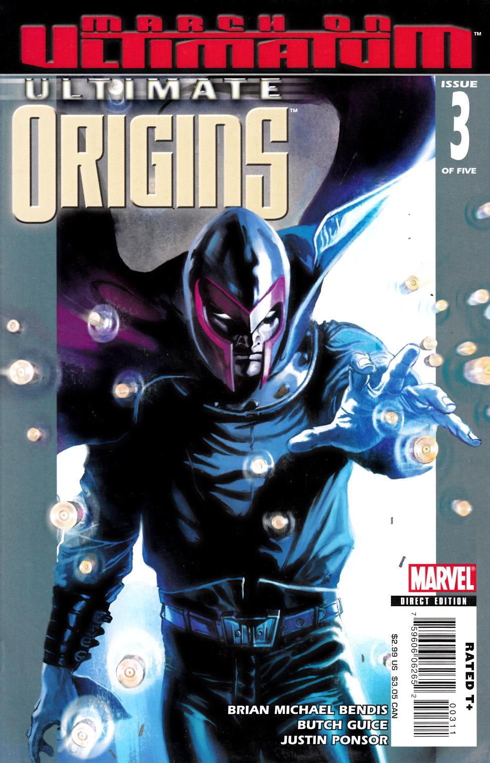 Ultimate Origins #3 Cover A Very Fine (8.0) [Marvel Comic] LARGE