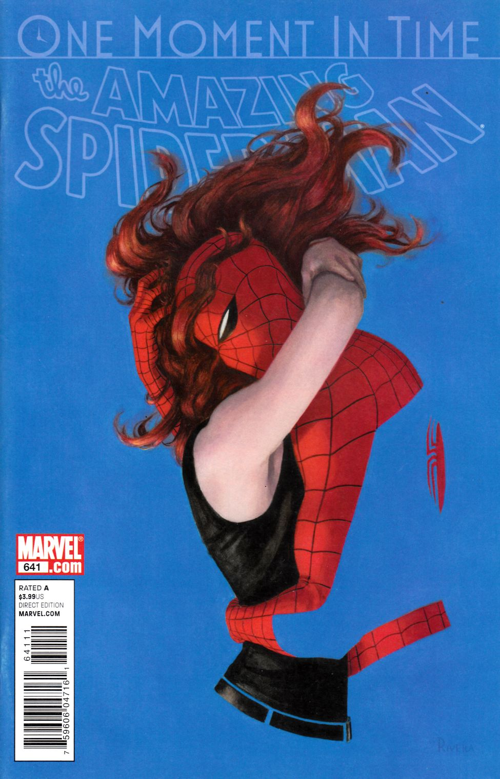 Amazing Spider-Man #641 Near Mint Minus (9.2) [Marvel Comic]