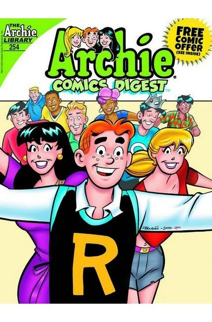 Archie Comics Digest #254 [Comic] THUMBNAIL