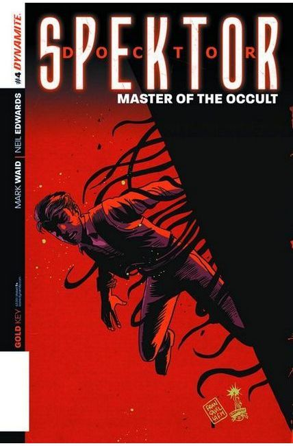 Doctor Spektor #4 Francavilla Subscription Cover [Dynamite Comic]