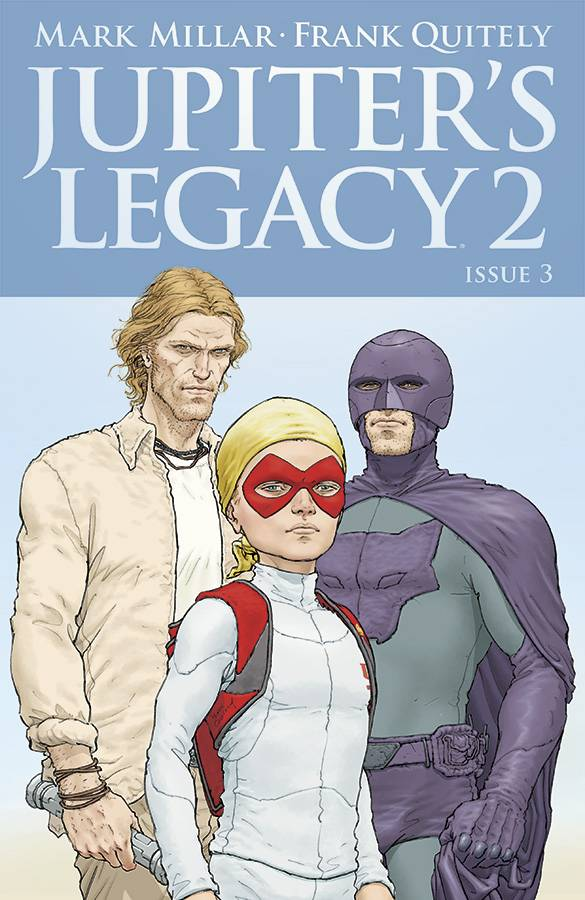 Jupiters Legacy Vol 2 #3 Cover A [Image Comic] THUMBNAIL
