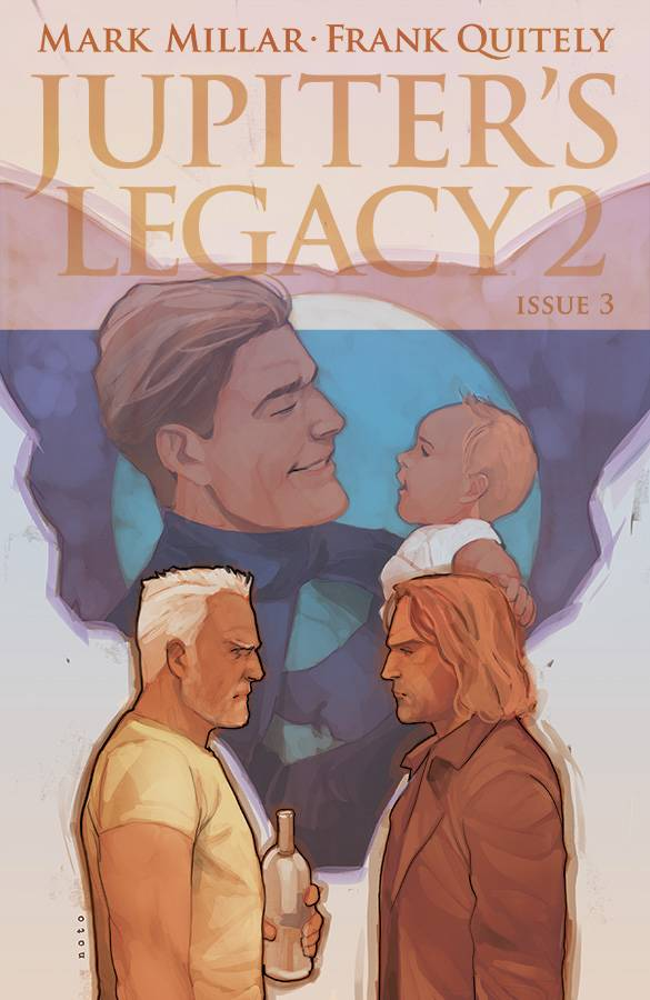 Jupiters Legacy Vol 2 #3 Cover B [Image Comic] THUMBNAIL