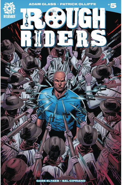 Rough Riders #5 [Aftershock Comic] LARGE