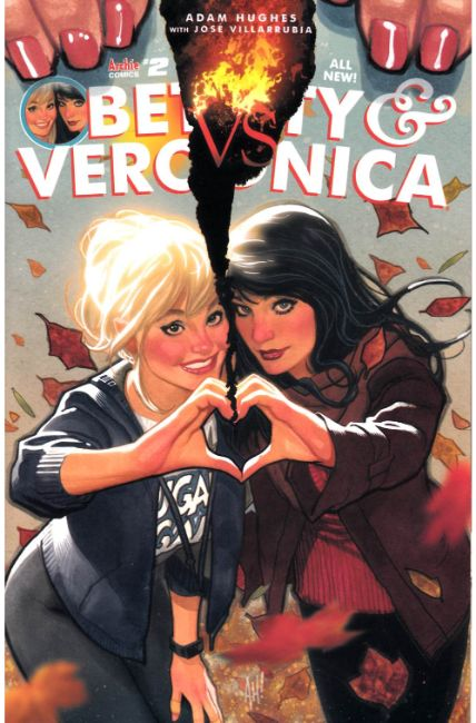 Betty & Veronica #2 Cover A [Archie Comic] LARGE