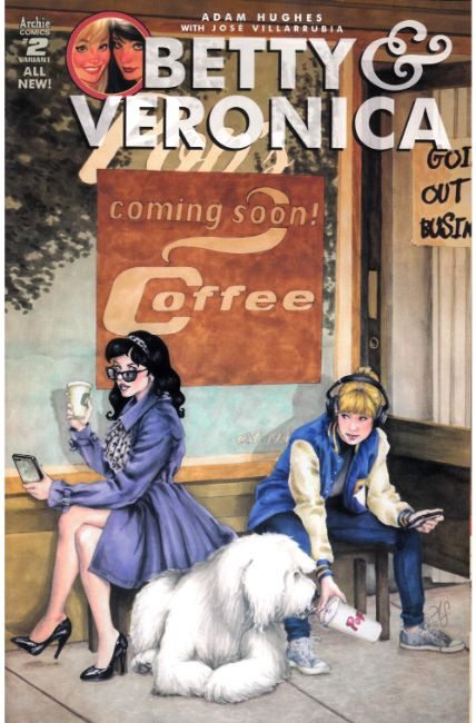 Betty & Veronica #2 Cover C [Archie Comic] THUMBNAIL
