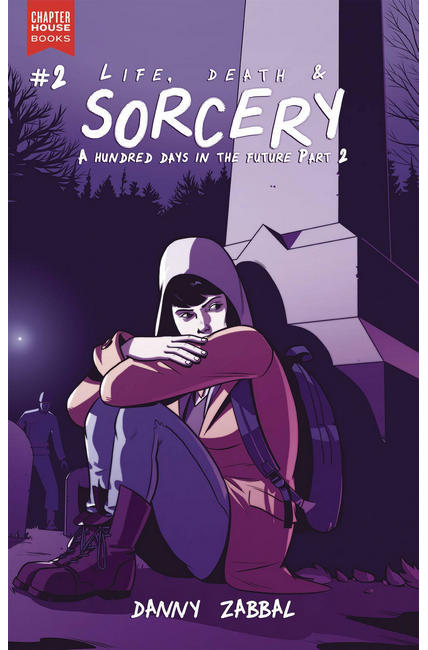 Life Death and Sorcery #2 Cover A [Chapterhouse Comic] LARGE