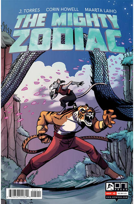 Mighty Zodiac #5 [Oni Press Comic]_THUMBNAIL