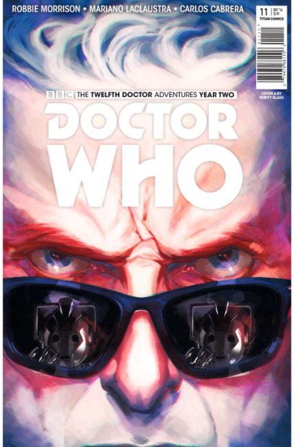 Doctor Who 12th Doctor Year Two #11 Cover A [Titan Comic] THUMBNAIL