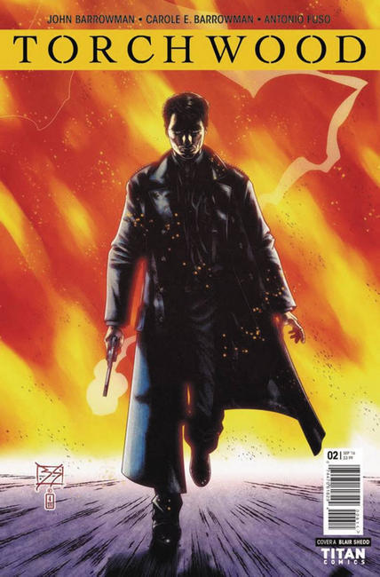 Torchwood #2 Cover A [Titan Comic]