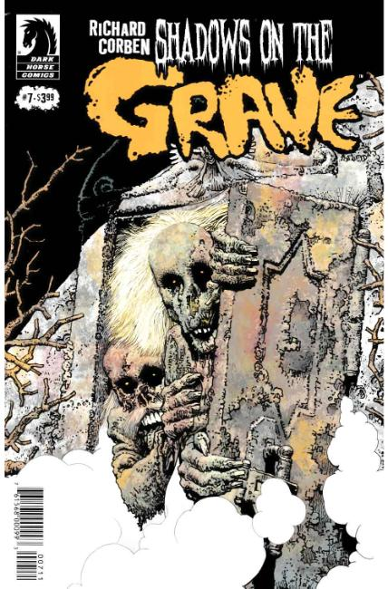 Shadows on the Grave #7 [Dark Horse Comic] THUMBNAIL