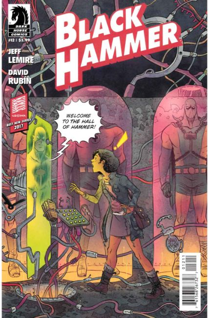 Black Hammer #12 [Dark Horse Comic] LARGE