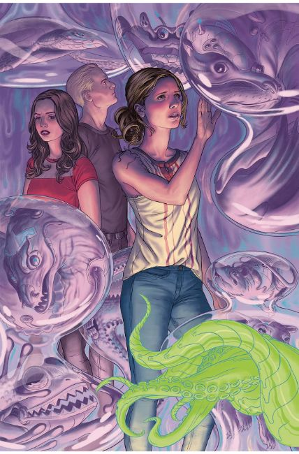 Buffy the Vampire Slayer Season 11 #10 [Dark Horse Comic]