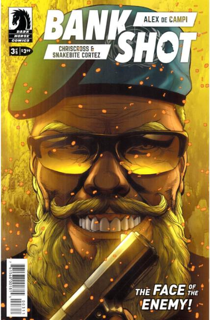 Bankshot #3 [Dark Horse Comic]