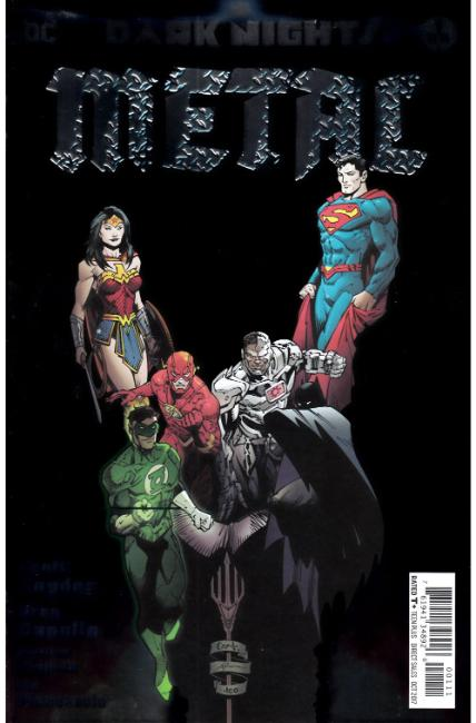 Dark Nights Metal #1 [DC Comic]