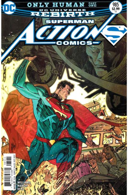 Action Comics #985 [DC Comic]
