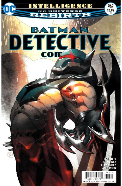 Detective Comics #962 [DC Comic]