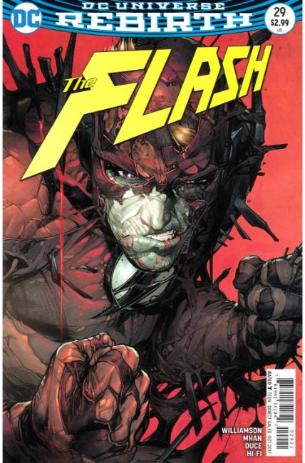 Flash #29 Googe Variant Cover [DC Comic] THUMBNAIL