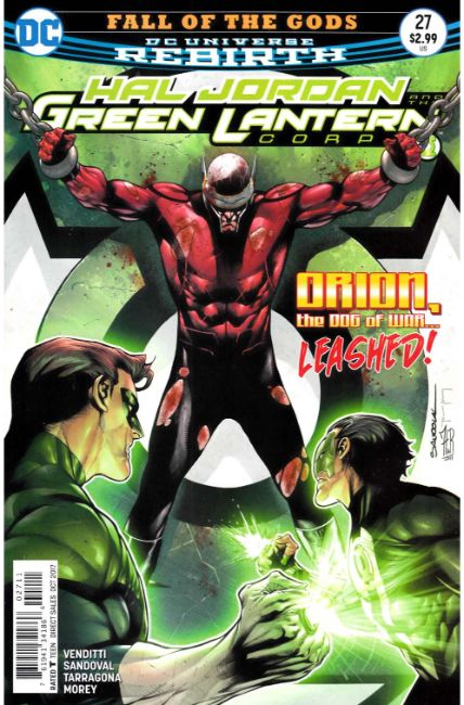 Hal Jordan and the Green Lantern Corps #27 [DC Comic]_THUMBNAIL