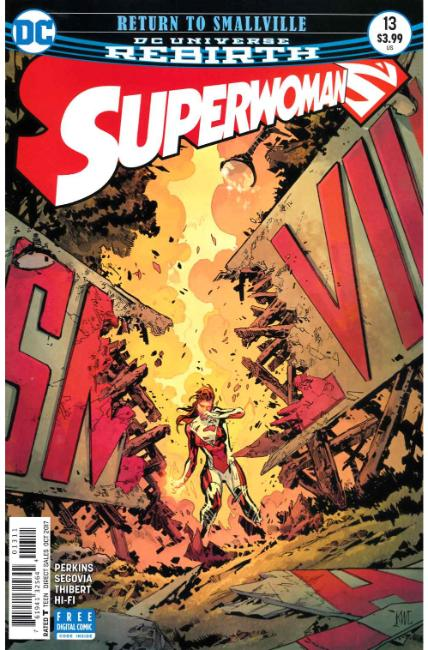 Superwoman #13 [DC Comic] LARGE