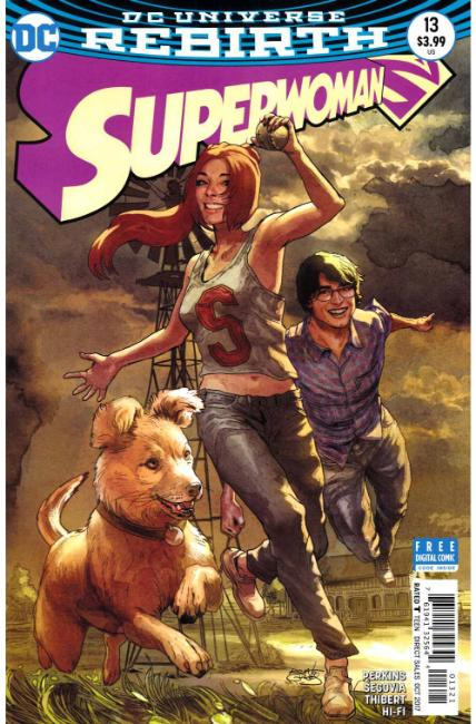 Superwoman #13 Guedes Variant Cover [DC Comic] THUMBNAIL