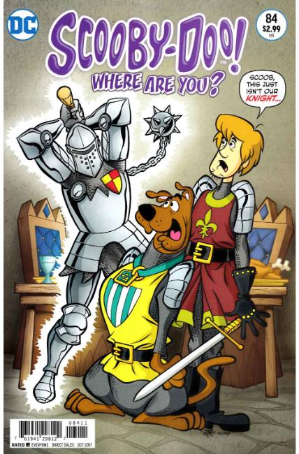 Scooby Doo Where Are You #84 [DC Comic] THUMBNAIL