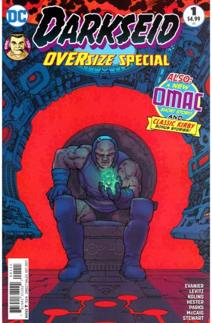 Darkseid Special #1 [DC Comic] LARGE
