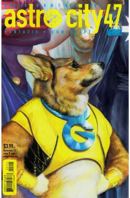Astro City #47 [DC Comic]