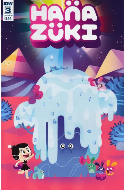 Hanazuki Full of Treasures #3 Cover B [IDW Comic] THUMBNAIL