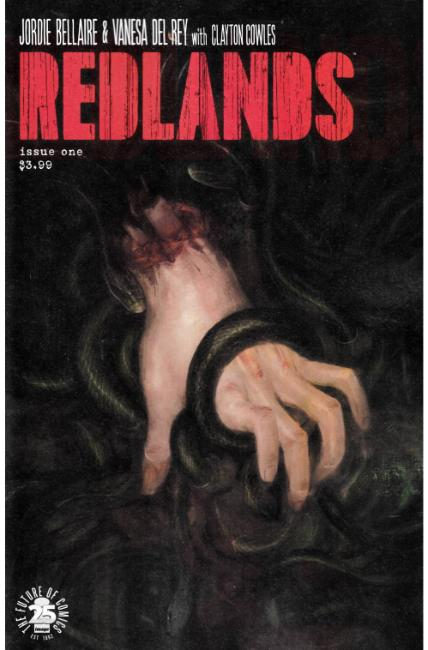 Redlands #1 [Image Comic] THUMBNAIL