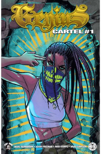 Genius Cartel #1 [Image Comic]