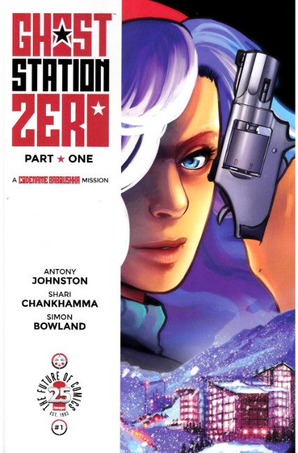 Ghost Station Zero #1 Cover A [Image Comic] THUMBNAIL