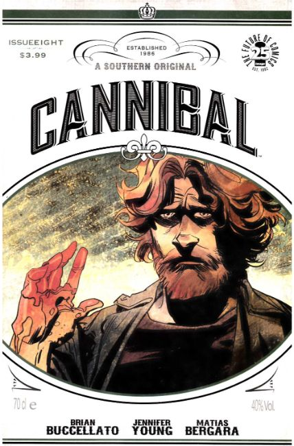 Cannibal #8 [Image Comic] THUMBNAIL