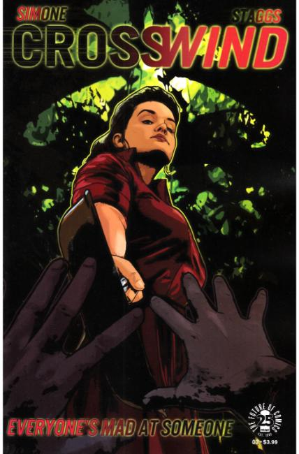 Crosswind #3 Cover A [Image Comic] THUMBNAIL